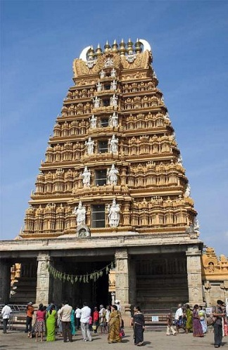 Nanjundeshwara Temple of Nanjangud