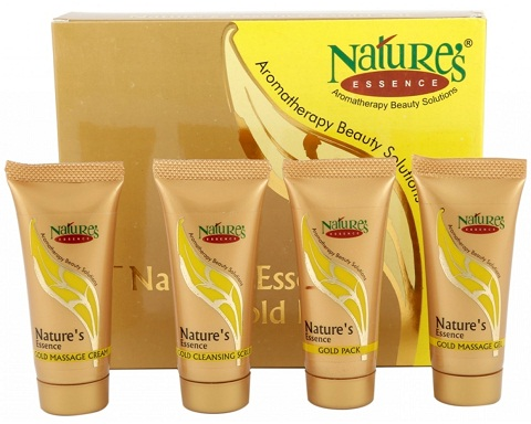Nature's Gold Facial Kit