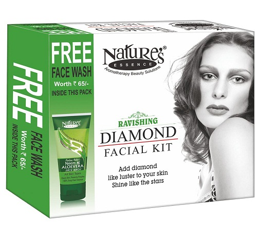 Nature Essence Ravishing Diamond Facial Kit