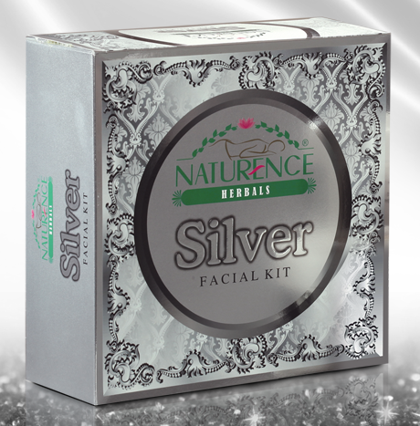 Naturence Herbal Silver Facial Kit