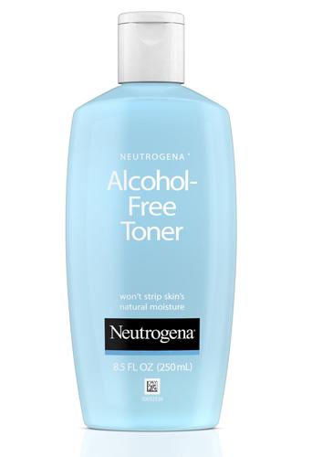 Neutrogena Alcohol Free Toner For Oily Skin