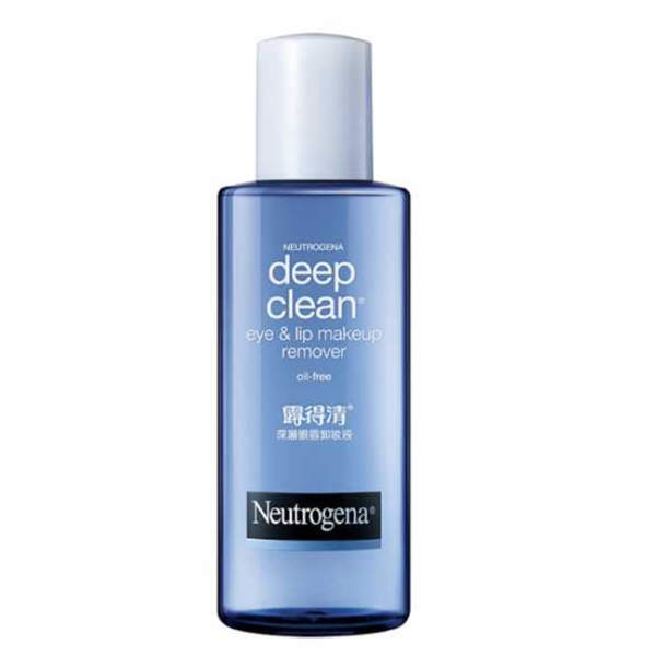 Neutrogena eye makeup removers