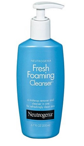 Neutrogena Face Foaming Cleanser