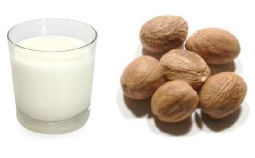 Nutmeg and Milk Mask
