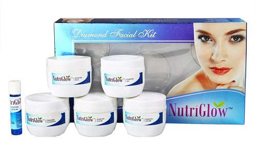 Nutri-Glow Diamond Facial Kit