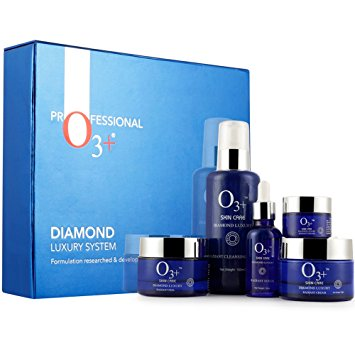 O3 Diamond Facial Kit
