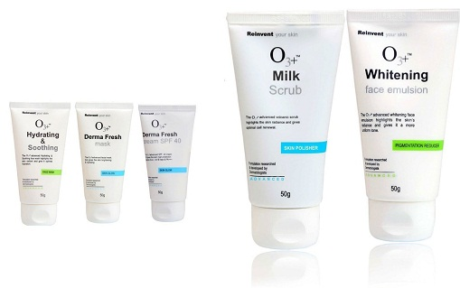 O3 Milk Facial Kit