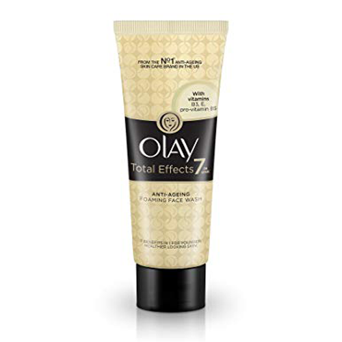 Olay Total Affects Foaming Face Wash