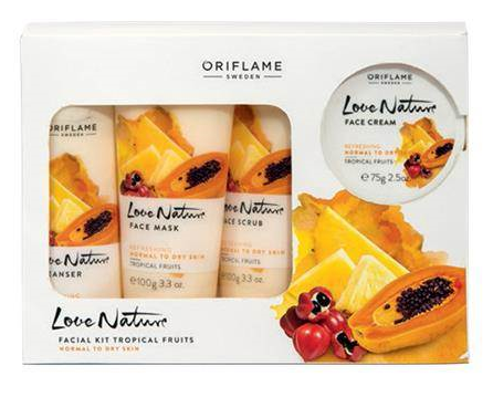 Oriflame Facial Kit for Dry Skin