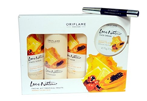 Oriflamme Fruit Facial Kit