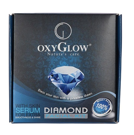 Oxy Glow Nature's Care Diamond Facial Kit
