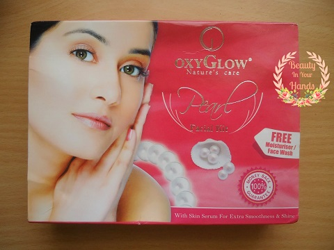 Oxyglow Pearl Facial Kit