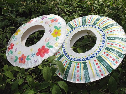 Paper Craft for Summer Season