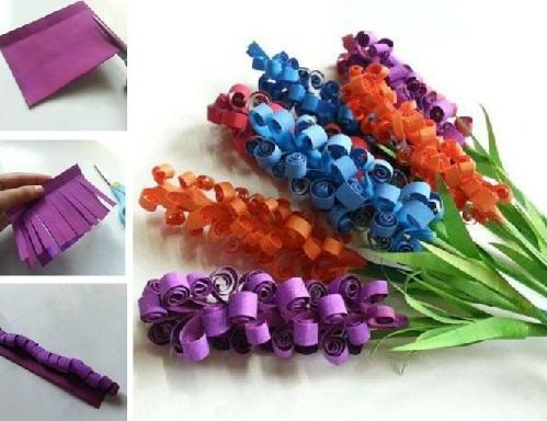 Paper Flower Craft