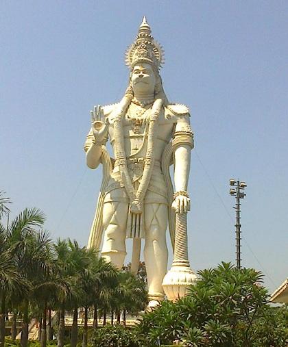 Paritala Anjaneya Swamy Temple