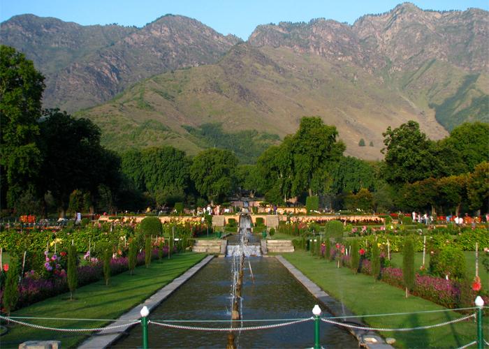 Parks in Jammu & Kashmir