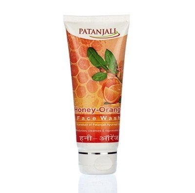 Patanjali Honey-Orange Face-Wash