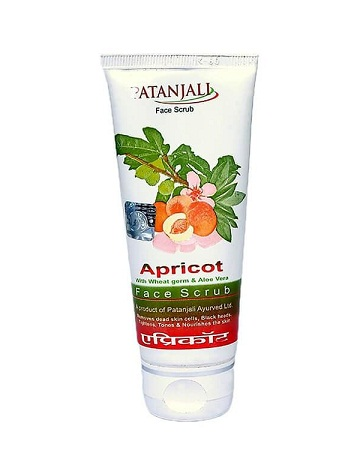 Patanjali Apricot Face Pack