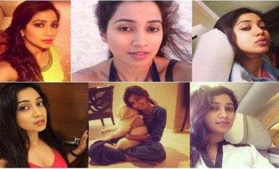 Shreya Ghoshal without Makeup