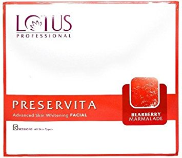 Preservita Advanced Sensitive Skin - Fruit Facial Kit