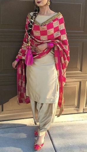 15 Best Designs Of Punjabi Kurti For Ladies In 2018 | Styles At Life