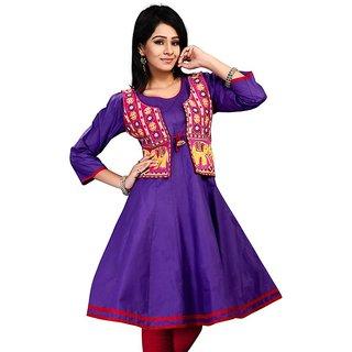 Punjabi Jacket Kurti