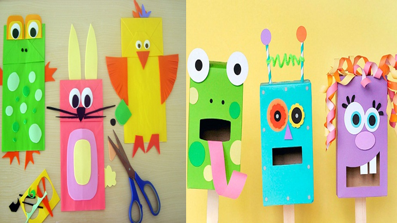 Puppet Crafts