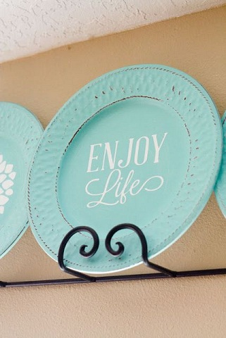 Quoted Plate Crafts