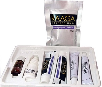 Raaga Professional Anti-Aging Facial Kit