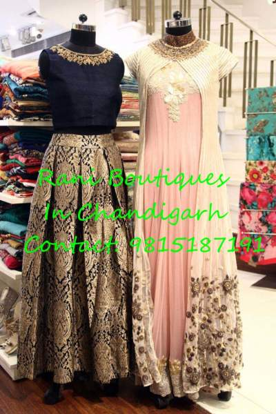 Top 20 Designer Boutiques In Chandigarh For Your Shopping Needs