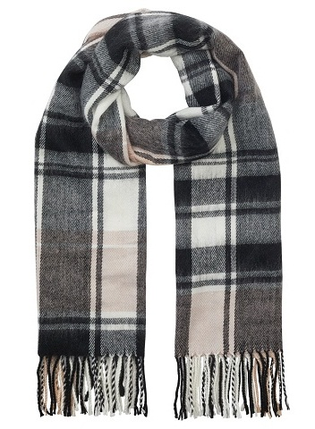 Rectangular Cotton Scarf