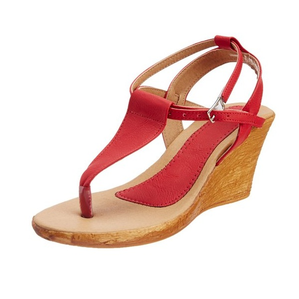 Red Sandals For Women