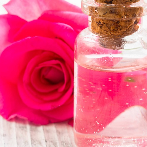 Rose Water Treatment