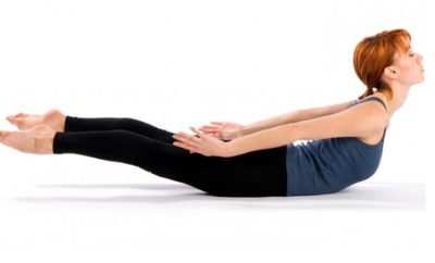 salabhasana yoga locust pose  how to do and benefits