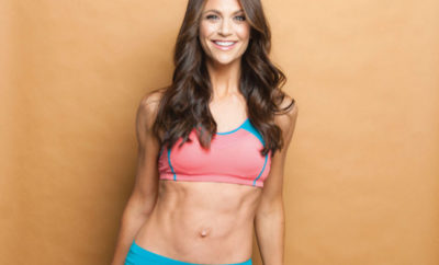 Beauty Tips and Fitness Secrets - Samantha Harris