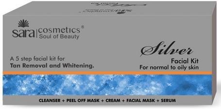 Sara Silver Facial Kit