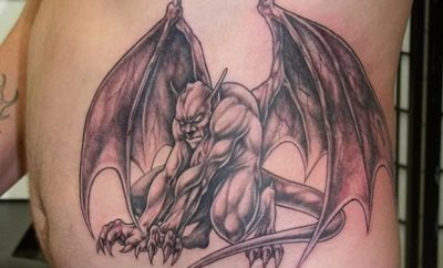 gargoyle tattoo designs