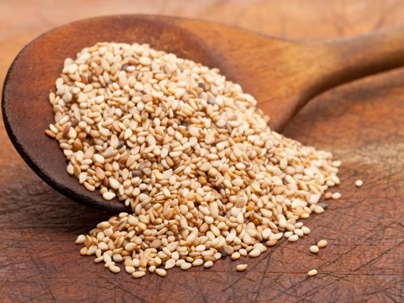 Sesame Seeds - Benefits And Uses