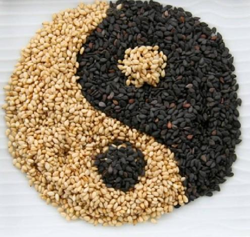 Sesame Food for Dark Circles