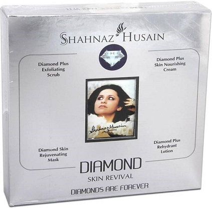 Shahnaz Husain Diamond Skin Revival Facial Kit