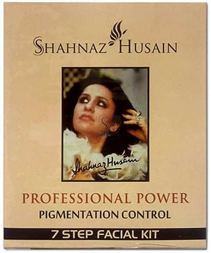 Shahnaz Hussain Herbal Facial Kit