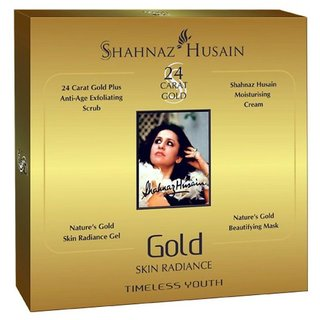 Shahnaz Gold Facial Kit