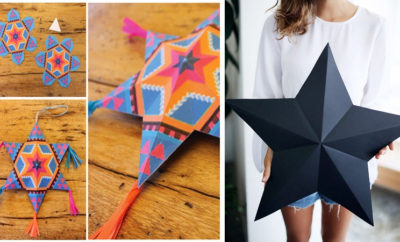 Simple Star Crafts For Kids And Preschoolers