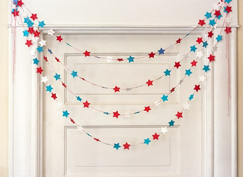 Star Craft Garland