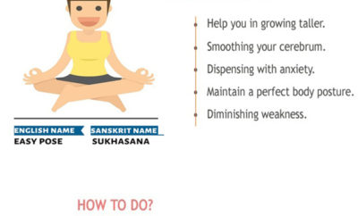 sukhasana yoga easy pose  how to do and its benefits