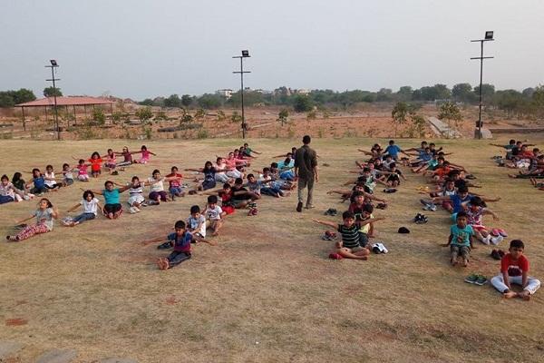 Summer Camp India