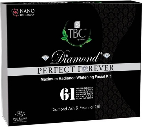 TBC by Nature's Diamond Facial Kit