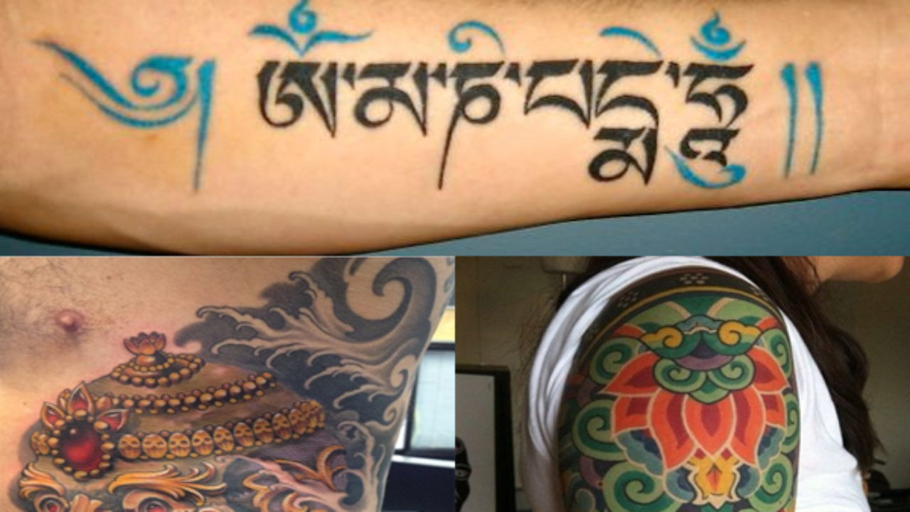 Top 9 Tibetan Tattoo Designs and Meaning | Styles At LIfe