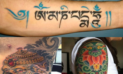 Tibetan Tattoo Designs and Meaning