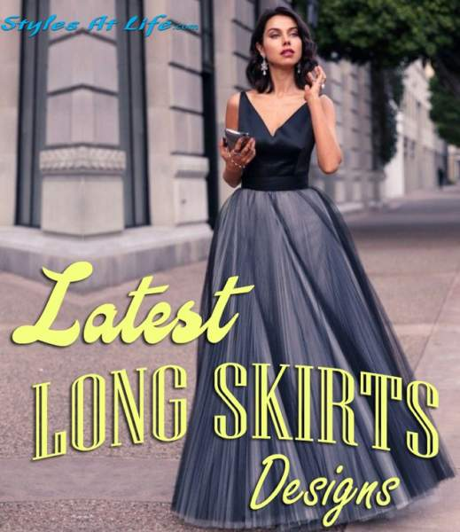 But what occurs most commonly is that people tend to be confused with these  long skirts. It is because there are different types of maxi skirts  available in ... 38b3d3c17